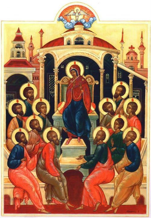 day of pentecost acts 2 1-4