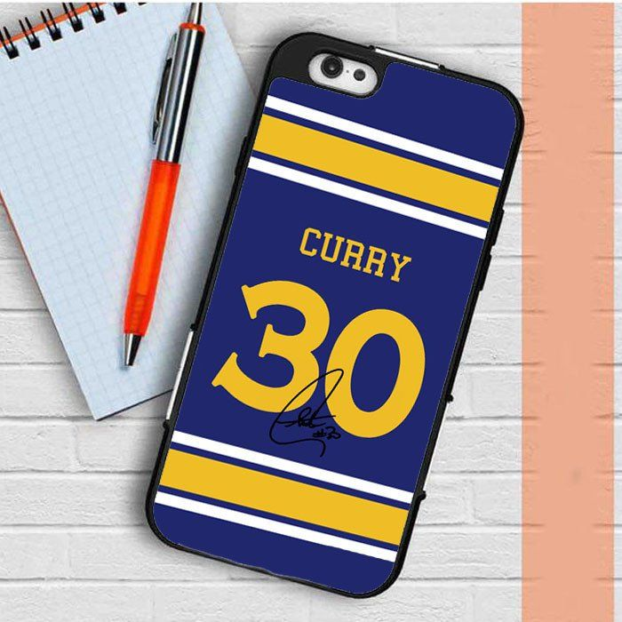 Warriors Stephen Curry Jersey iPhone 7 | 7 Plus Case Dewantary