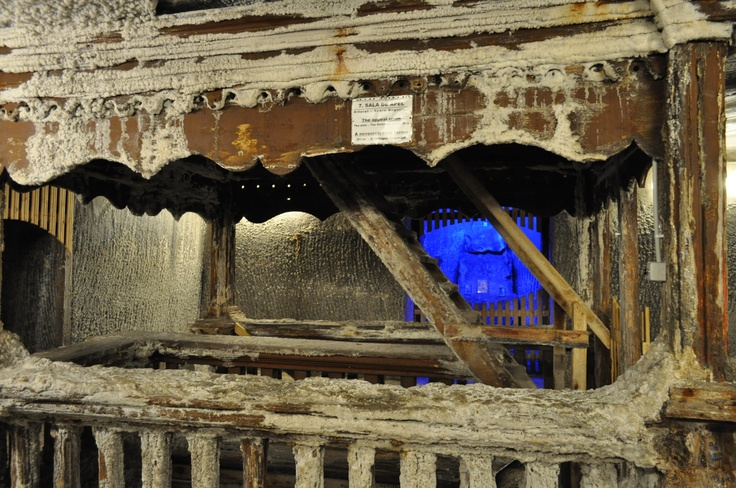 Turda Salt Mine (Photo Valentin Ţigău)