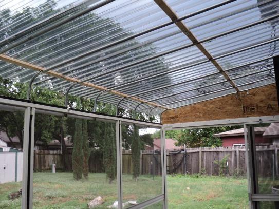 Suntuf 26 In X 8 Ft Solar Gray Polycarbonate Corrugated