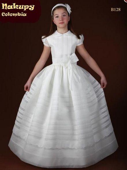 vestidos de primera comunion para ninas en bogota