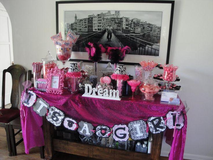 Jackie Sorkinu0027s Fabulously Fun Candy Girls, Candy World, Candy Buffets U0026  Event Industry Bl. Damask Baby ShowersGirl ...