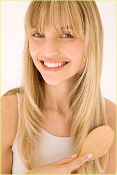 lange haare ohne stufen 2020 | grow thick long hair, hair