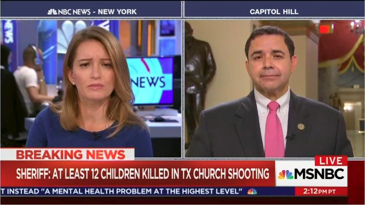 MSNBCs Katy Tur claims background checks consistent around the country because theyre already mandated by federal law are not