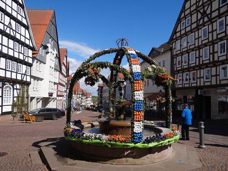 Osterzeit in Bad Wildungen