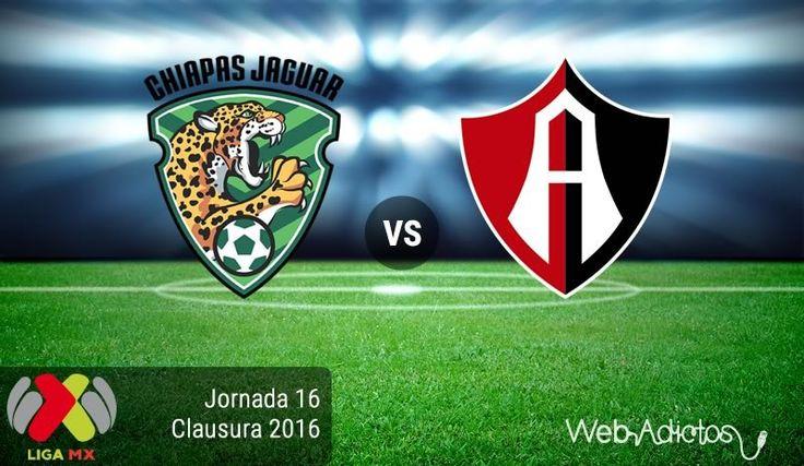 Jaguares vs Atlas ¡En vivo por internet!   Jornada 16 del Clausura 2016 - https://webadictos.com/2016/04/30/jaguares-vs-atlas-clausura-2016/?utm_source=PN&utm_medium=Pinterest&utm_campaign=PN%2Bposts