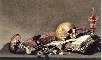 Een schedel