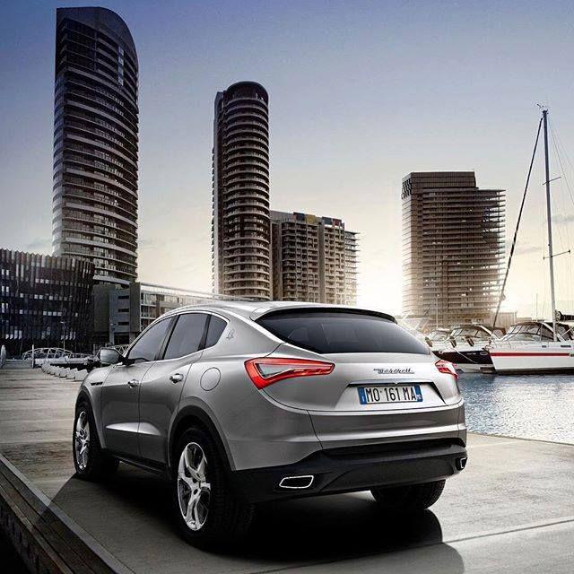 #motorsquare #oftheday : #Maserati #Kubang what do you think about it?