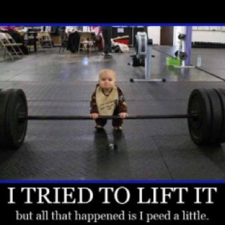 this is why people refuse to workout....they dont want to pee their pants....I say let it flow!
