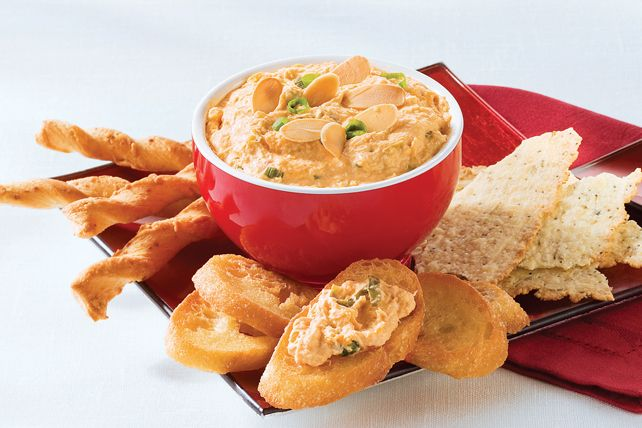 Dive into our crab dip - cream cheese, Worcestershire sauce, green onions and canned crabmeat are blended and baked into a savoury hot appetizer dip. Why wait? Let's get dipping!
