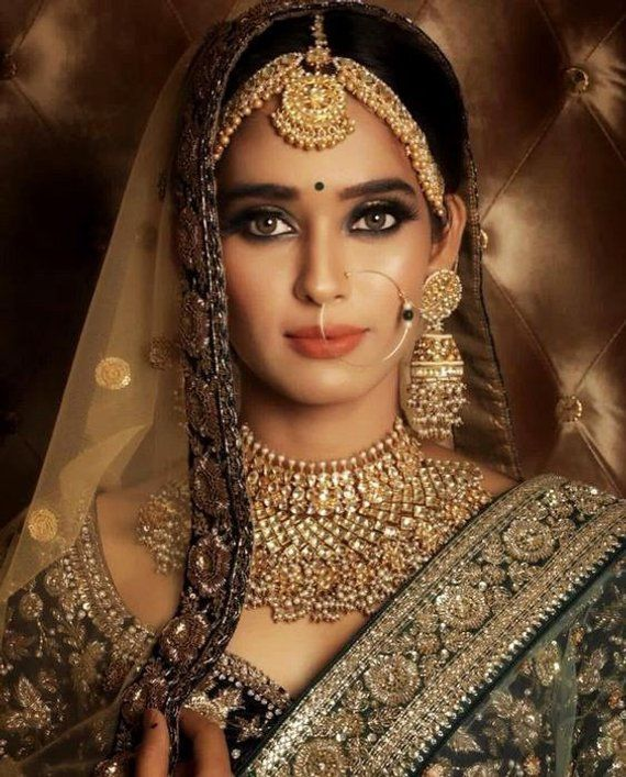 Sabyasachi Jewelry Indian Jewelry Heavy Indian Bridal Jewelry Set