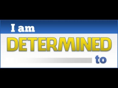 """I Am Determined"" - A Down Syndrome Awareness Video #specialanddetermined #downsyndrome www.special-and-determined.com"