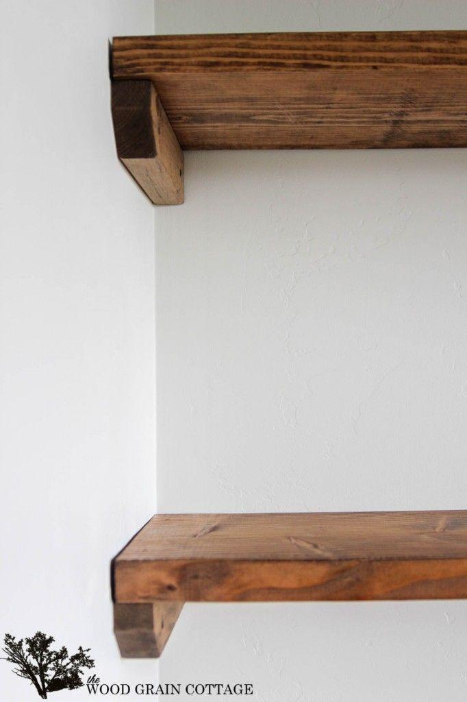 Diy Dining Room Open Shelving Laundry Pinterest Wood