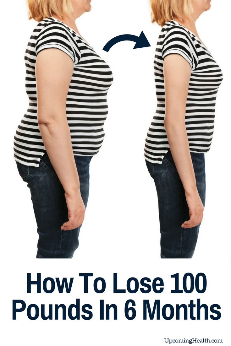 Losing 100 pounds in 6 months can seem a far-fetched goal but as you will see, broken down on a day-by-day basis, it is very achievable. Find out more!