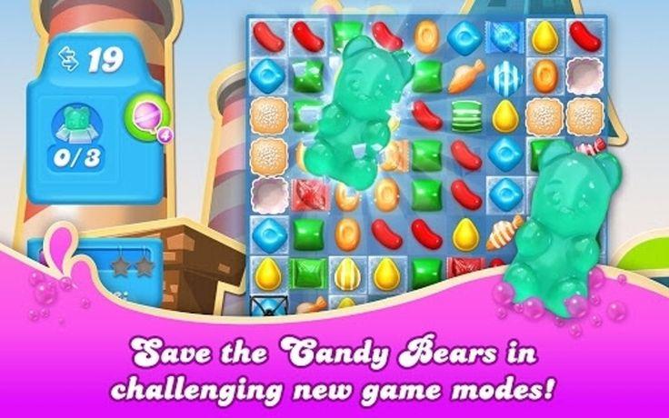 3. #Candy Crush Soda - Les Top 7 App jeux que vous #allez devenir #accro à cette #année... → Apps