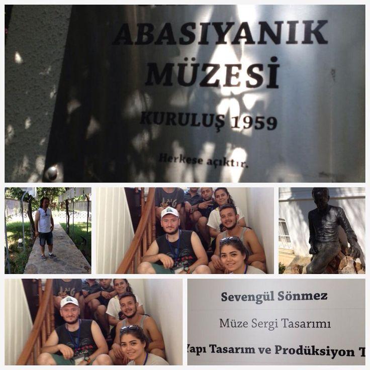 we've visited a profound author named Sait Faik Abasiyanik who lived in Burgaz Island