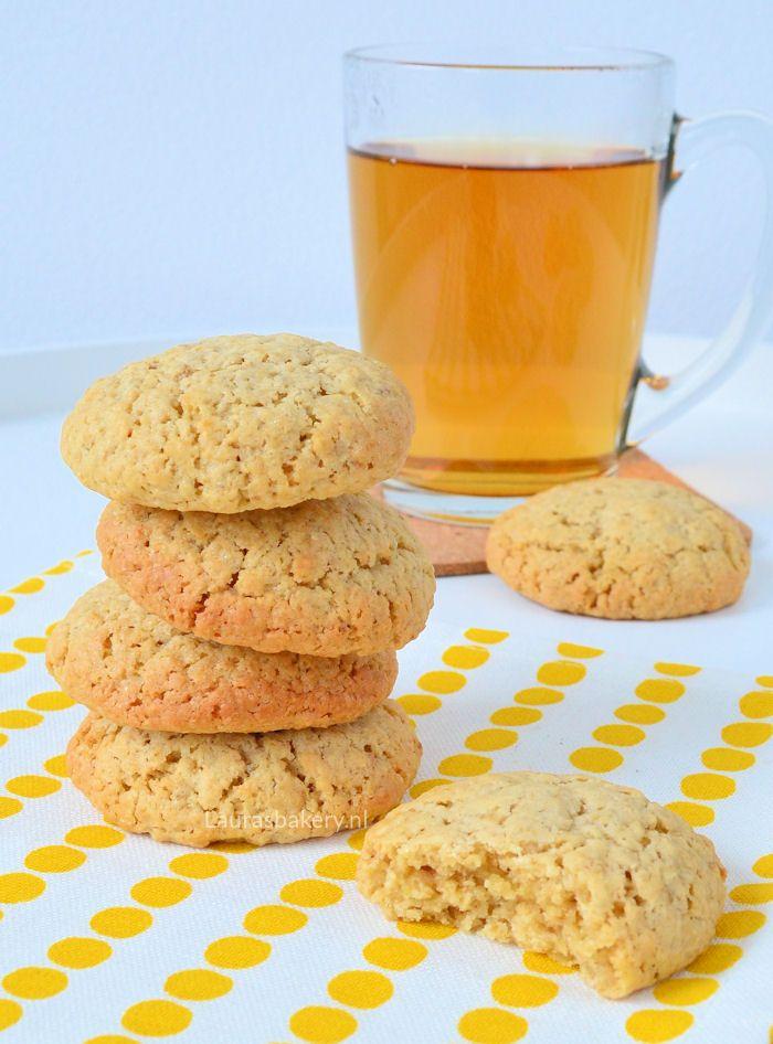 oatmeal cookies - havermoutkoekjes - Laura's Bakery