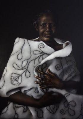 Figuration Feminine: Shany van den Berg (1958)