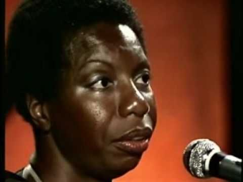 ▶ NINA SIMONE on DAVID BOWIE, JANIS JOPLIN and singing STARS( Live at Montreux, 1976) - YouTube