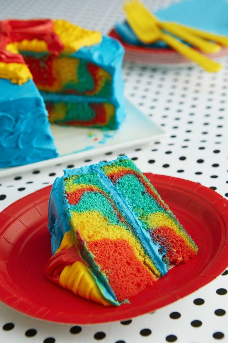 Rezept für Papageienkuchen - 4 bunte & leckere Ideen zum Nachbacken