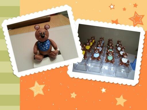 Newborn baby keepsakes - Teddy bears