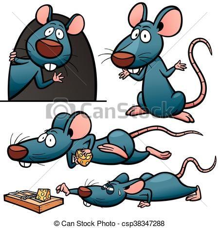 Vector - Rat - stock illustratie, royalty-vrije illustraties, stock clip art symbool, stock clipart pictogrammen, logo, line art, EPS beeld, beelden, grafiek, grafieken, tekening, tekeningen, vector afbeelding, artwork, EPS vector kunst