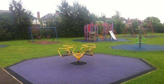 Wetpour Perimeter Repair #wetpour #playground #repair