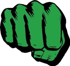 hulk fist - Google Search