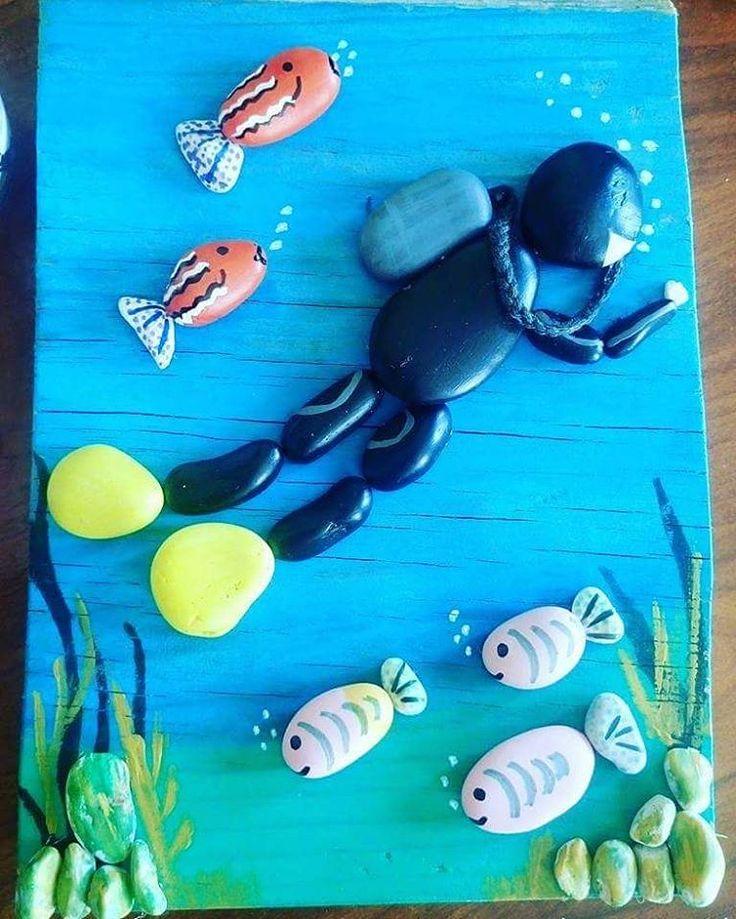 """23 Likes, 2 Comments - KASH-İN TASHİ (@kash_in_tashi) on Instagram: """"Şanslı balık adam. 2 tane isteyene kargo benden tabii. Ve küçük hediyesiyle 60 TL…"""""""