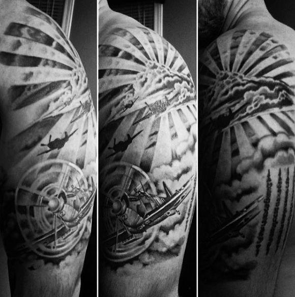 80 cloud tattoos for men divine dwelling designs t pinterest cloud tattoo tattoo and. Black Bedroom Furniture Sets. Home Design Ideas