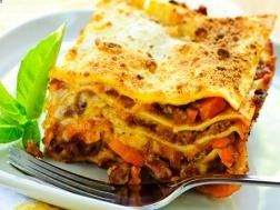 Robert Irvines Blackened Salmon Lasagna
