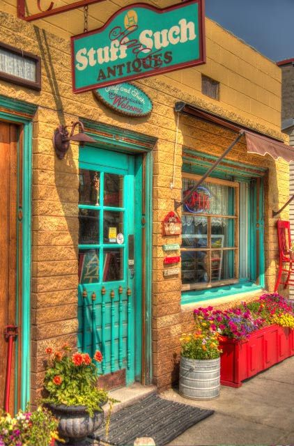 Stuff and Such Antiques - Philipsburg, Montana