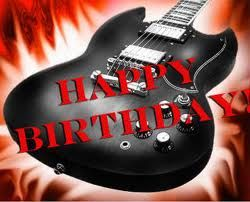 Happy Birthday Gitar