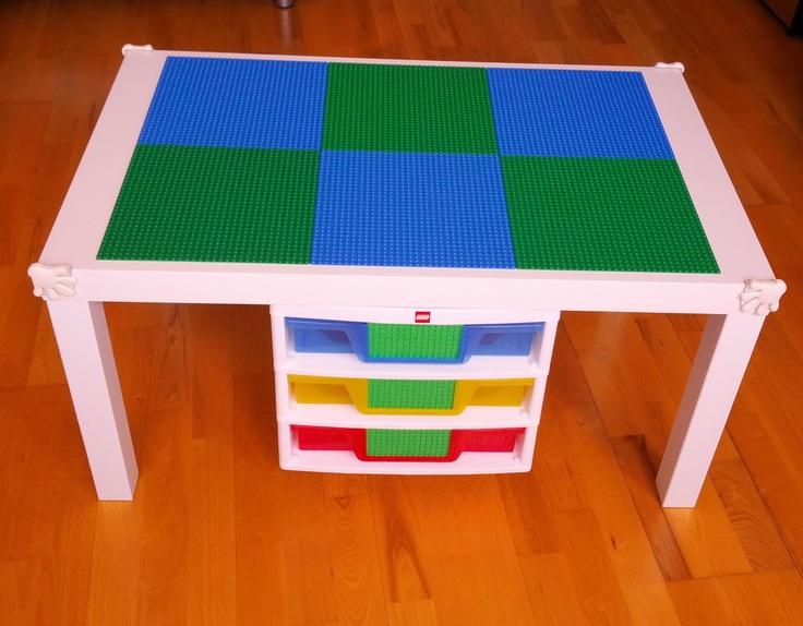 Emejing Table Construction Lego Ideas - Joshkrajcik.us - joshkrajcik.us