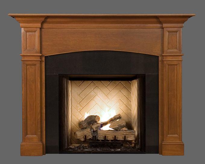 (http://www.mantelcraft.com/wood Fireplace Mantels