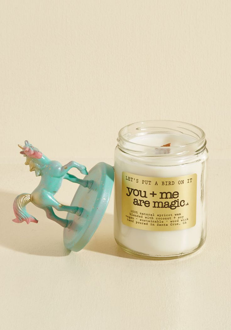 Magical Myth-tery Tour Candle, #ModCloth