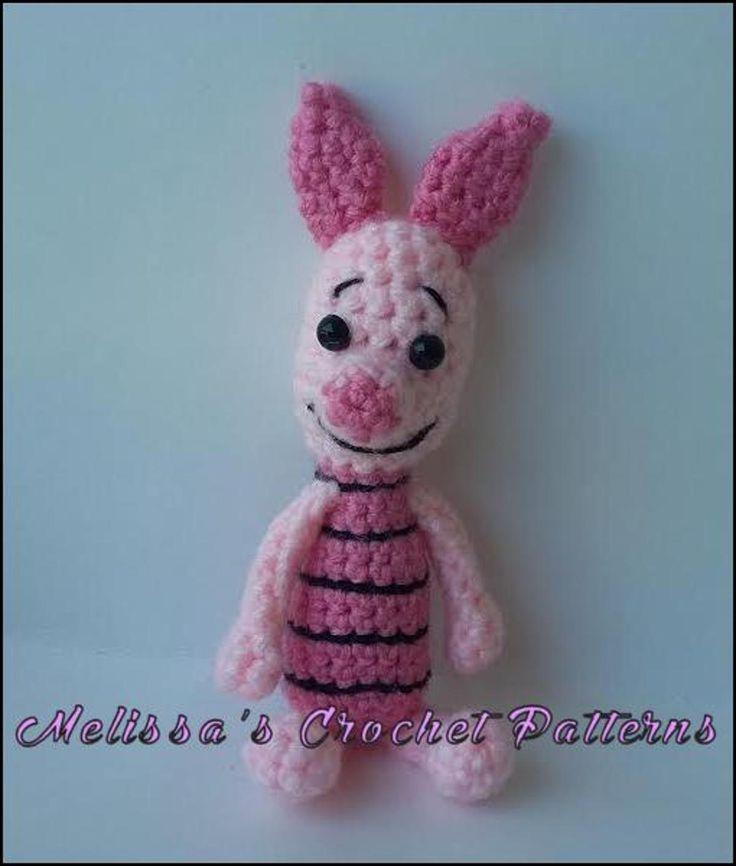 85 besten Crochet Farm Animals Bilder auf Pinterest | Gehäkelte ...