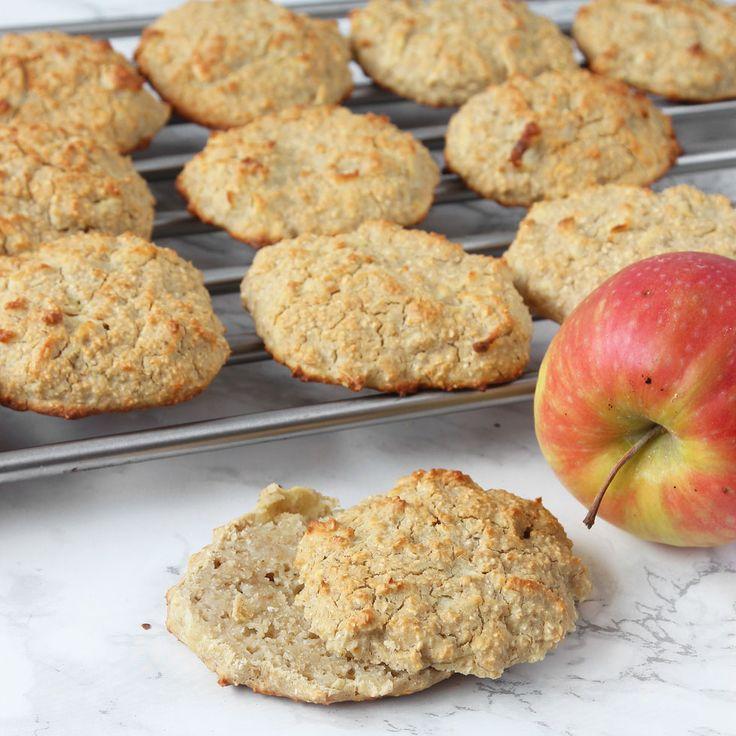 Supergoda, mättande frallor som bl a innehåller havregryn, mjölk, ägg och rivet äpple. Äpplena gör dem extra saftiga och goda. De innehåller inget vanligt vitt vetemjöl.