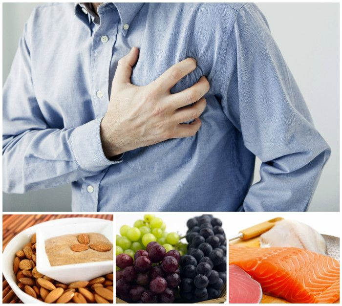 5 Foods You Should Be Eating After A Heart Attack To Save ...