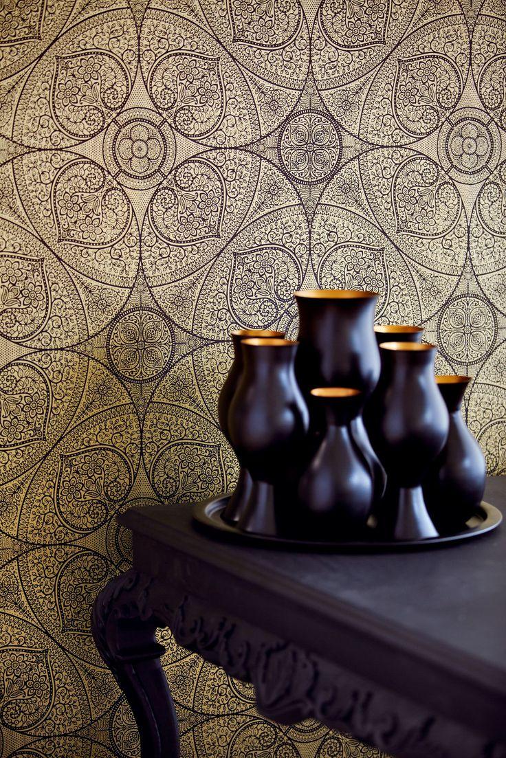 Yasmin 341759 - #Designer #Wallpapers From #Eijffinger