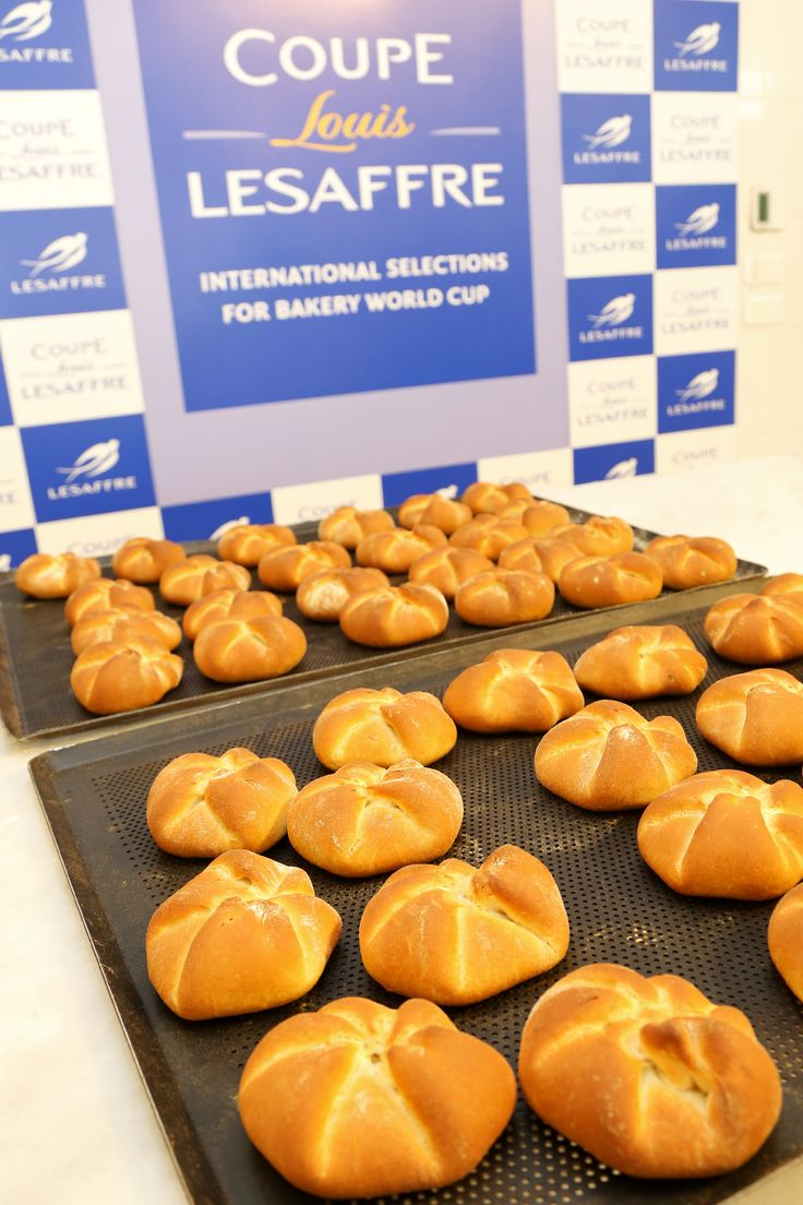 Bread by Saad Boumakhlouf - Baguettes & World breads candidate. ALGERIA Team.  #BakeryLesaffreCup #Africa