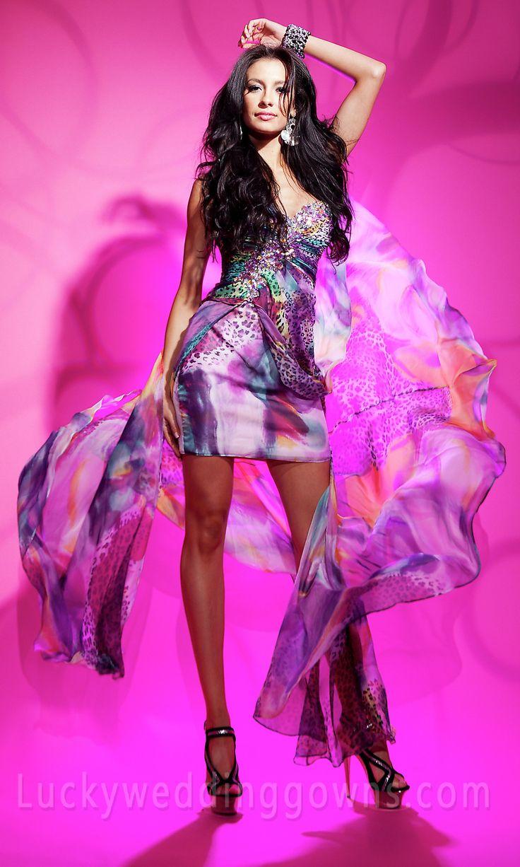 105 best Prom Dresses images on Pinterest | Grad dresses, Formal ...