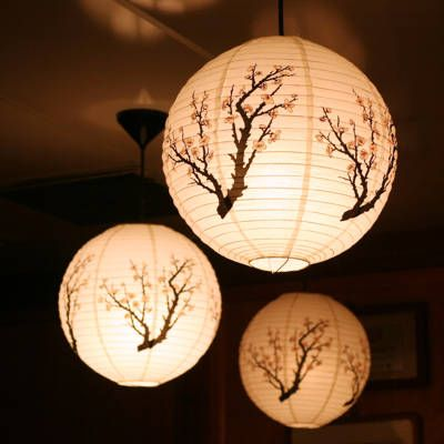 m s de 25 ideas fant sticas sobre lamparas chinas de papel