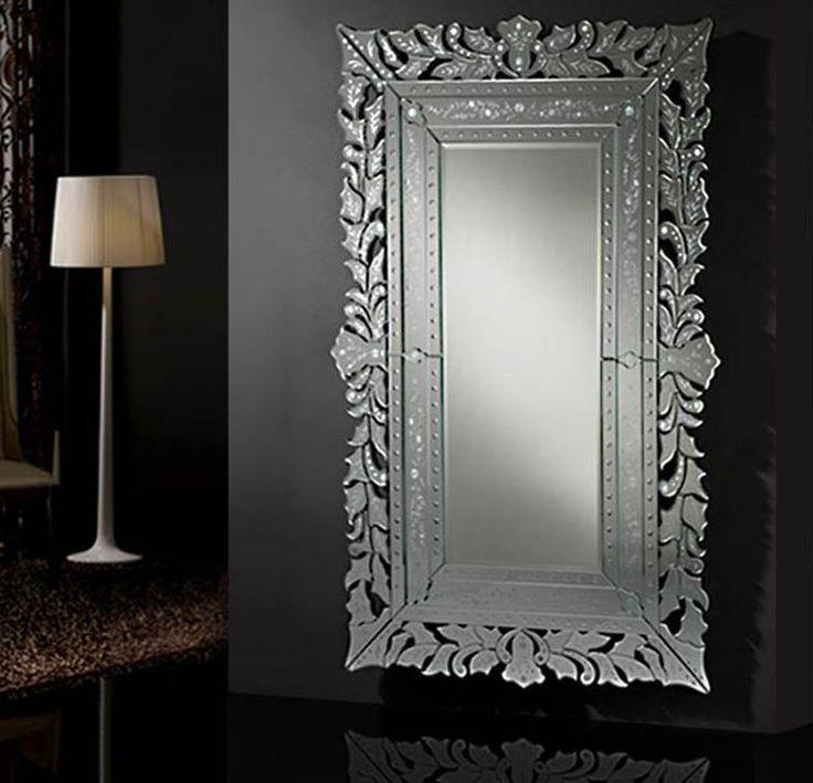 Espejo vestidor Cleopatra. Tu tienda online de espejos vestidores modernos www.decoracionconespejos.com