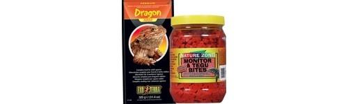 Productos para la alimentación de reptiles al mejor precio en la tienda de mascotas online Wakuplanet.com