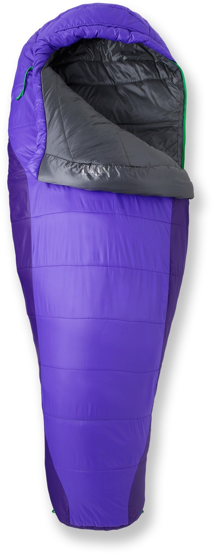 Stop The Chill Womens Marmot Sunset 20 Synthetic Fill Sleeping Bag Offers Innovative Construction To Keep You Warm Get It Only At Rei Through
