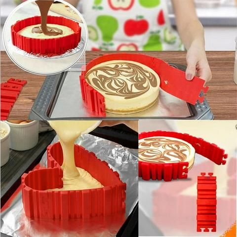 Cake mold recipes