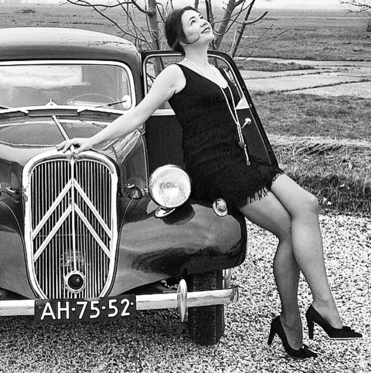 272 Best Images About Cars On Pinterest: 252 Best Images About Citroen Traction Avant On Pinterest