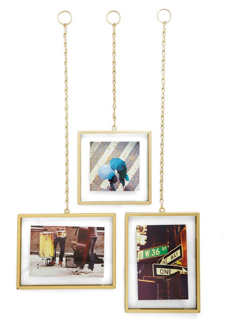 You Should've Sheen It Wall Frame Set | Mod Retro Vintage Decor Accessories | ModCloth.com