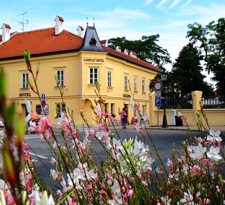 Rekonstrukcí Zámeckého hotelu Lednice se realizuje projekt č. CZ.1.11/2.1.00/02.00453 za podpory EU, JMK a ROP.